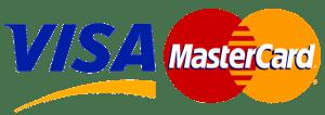 Płatność kartami Visa i Mastercard